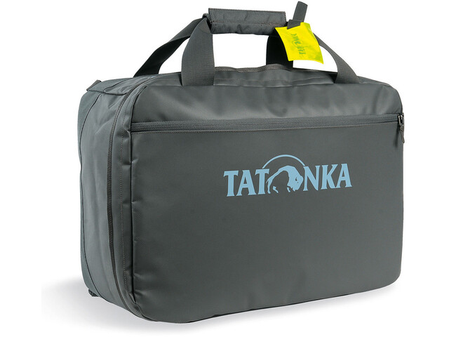 Tatonka Flight Barrel Matkakassi, titan grey